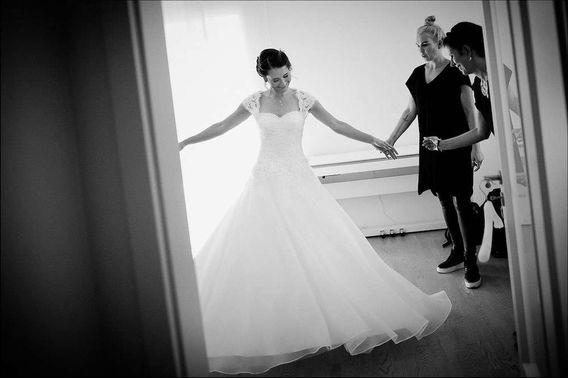 Braut im Brautkleid Mark Dillon Photography 05 – gesehen bei frauimmer-herrewig.de