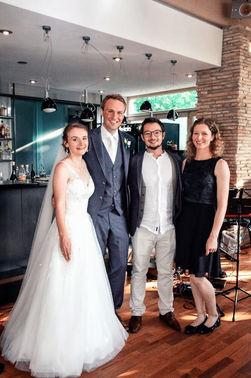 Hochzeitssänger LIVE Duo – gesehen bei frauimmer-herrewig.de