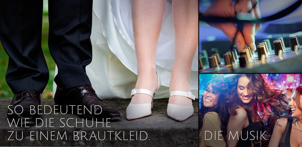 So bedeutend wie die Schuhe zu einem Brautkleid die Musik