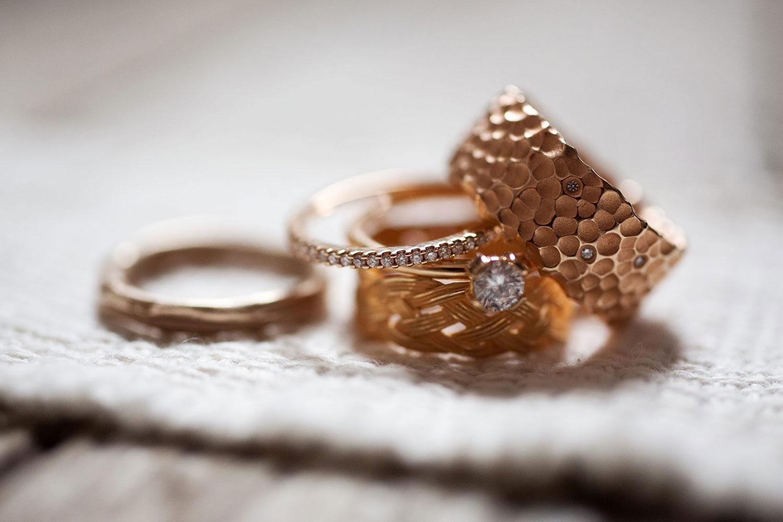 Liebenswert Trauringe Verlobungsringe rose 1