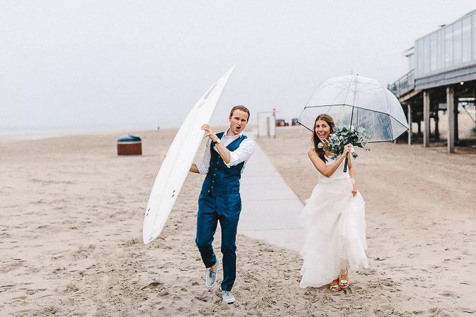 Hochzeit Am Strand Von Renesse Frau Immer Herr Ewig