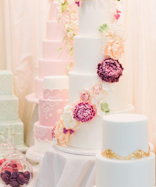 Hochzeitstorte 1 500x600