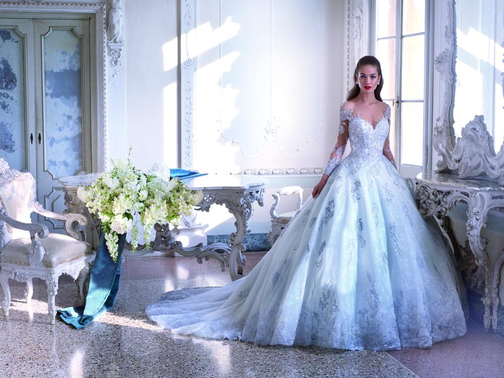 De Luxe by Cecile Hochzeitsmoden Koeln DEMETRIOS PLATINUM DP397