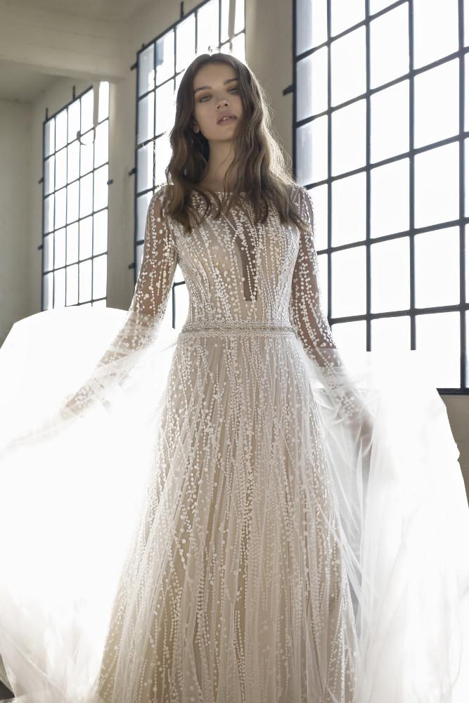 De Luxe by Cecile Hochzeitsmoden Koeln LE PAPILLON BY MODECA Elena