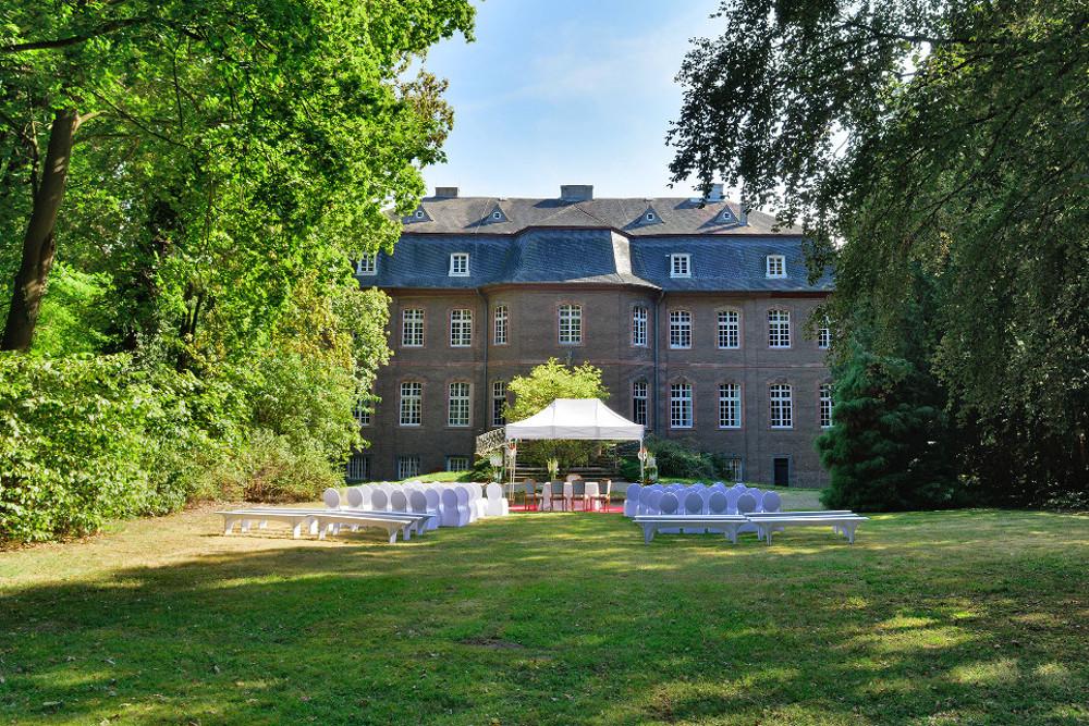 Eltzhof Hochzeit Koeln 16