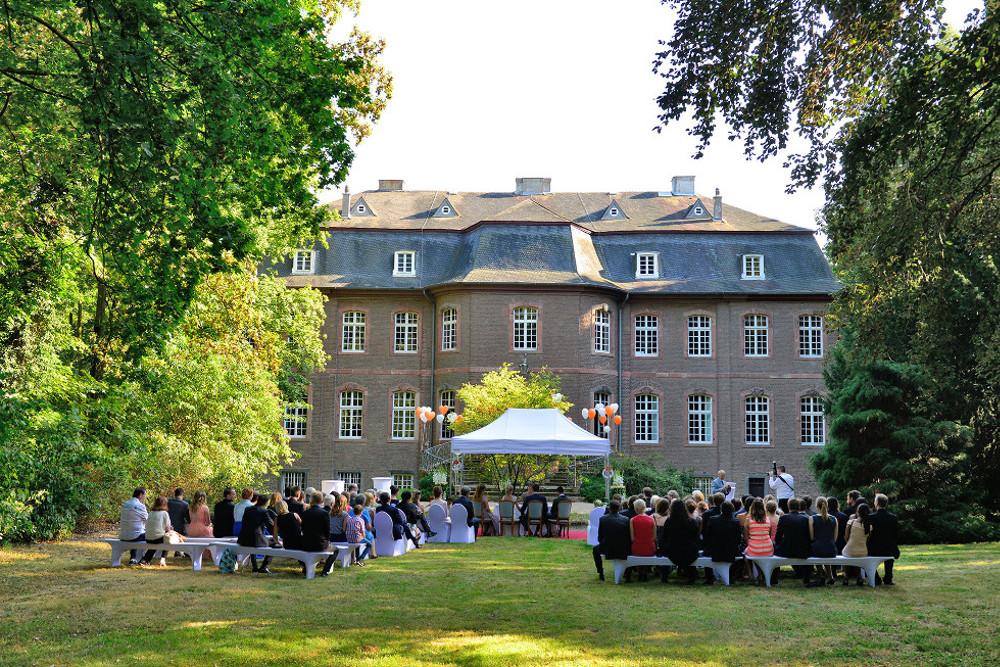 Eltzhof Hochzeit Koeln 17