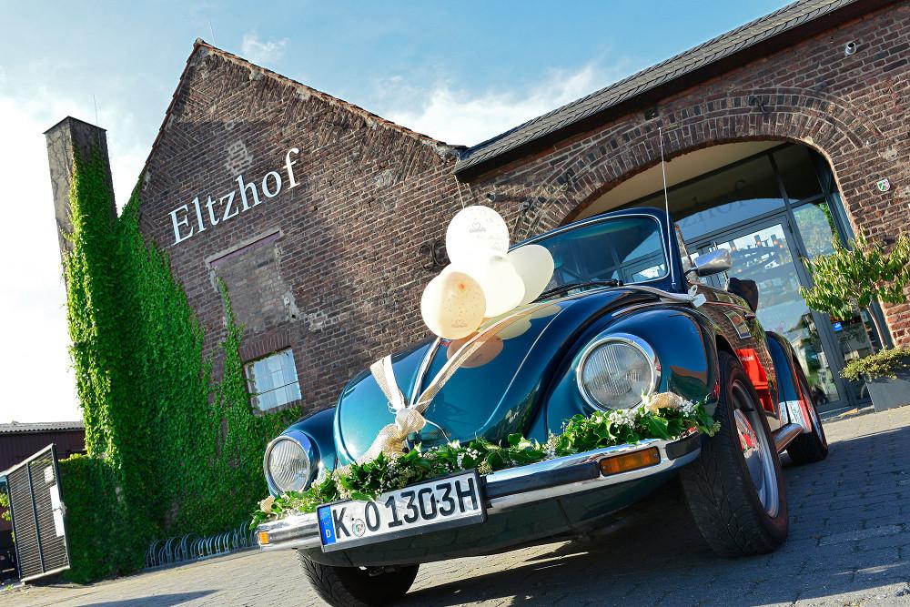 Eltzhof Hochzeit Koeln 19