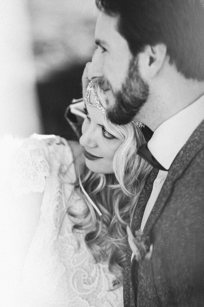 Brautpaar Ja Wort