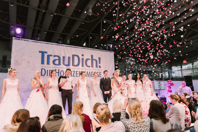 Hochzeitsmesse TrauDich Duesseldorf 2018 2019 mareikemurray traudich team 126