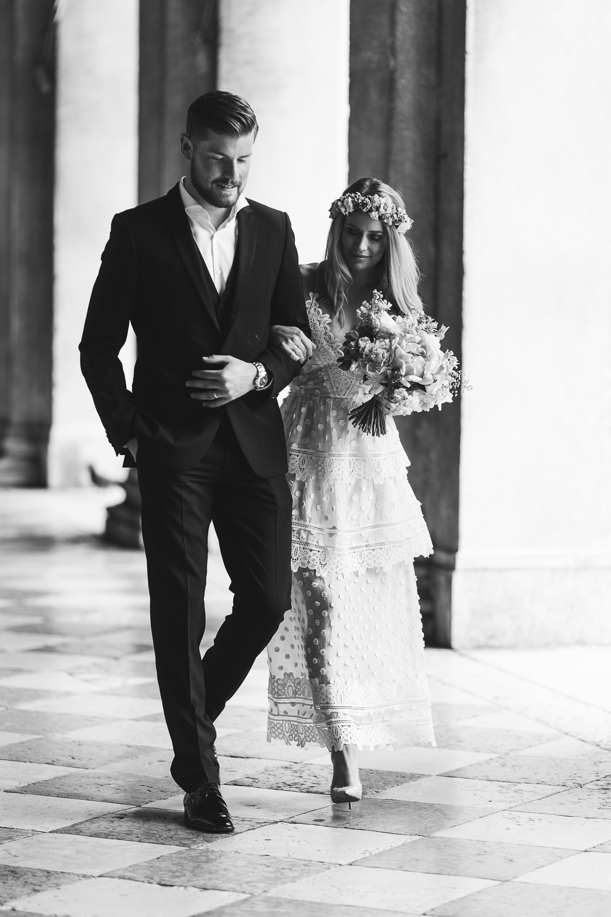 Hochzeitsfotograf Le Hai Linh Boho Chic After Wedding Shooting Venedig Timo Horn 1.FC Koeln 026 neu