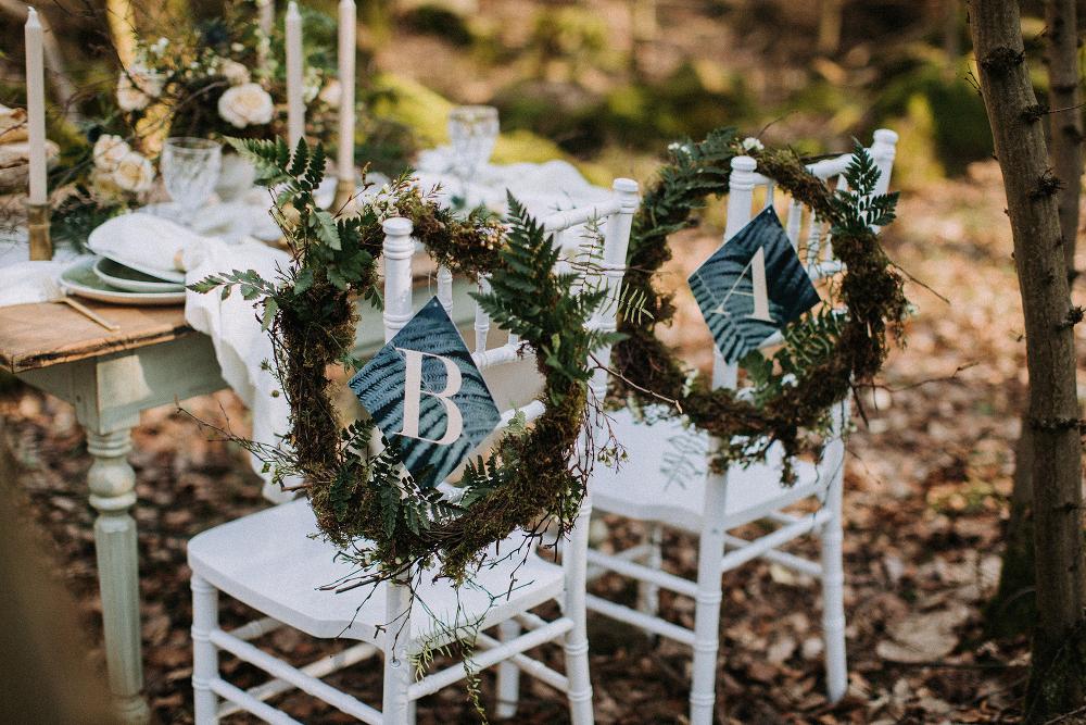 Hochzeitskarten Love Bandits Wald
