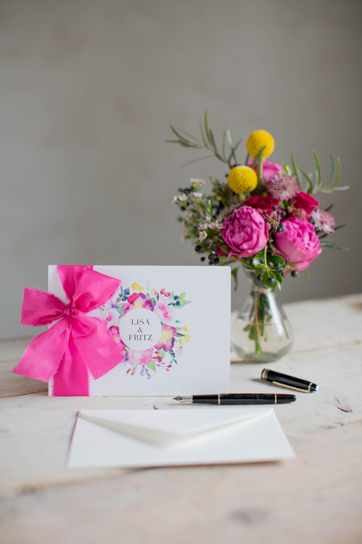 Marry paper hochzeitspapeterie hochzeitskarten rose marry einladung 4323
