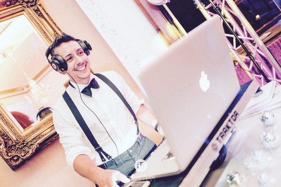 DJ Ingo Fieting Hochzeits DJ Koeln image1