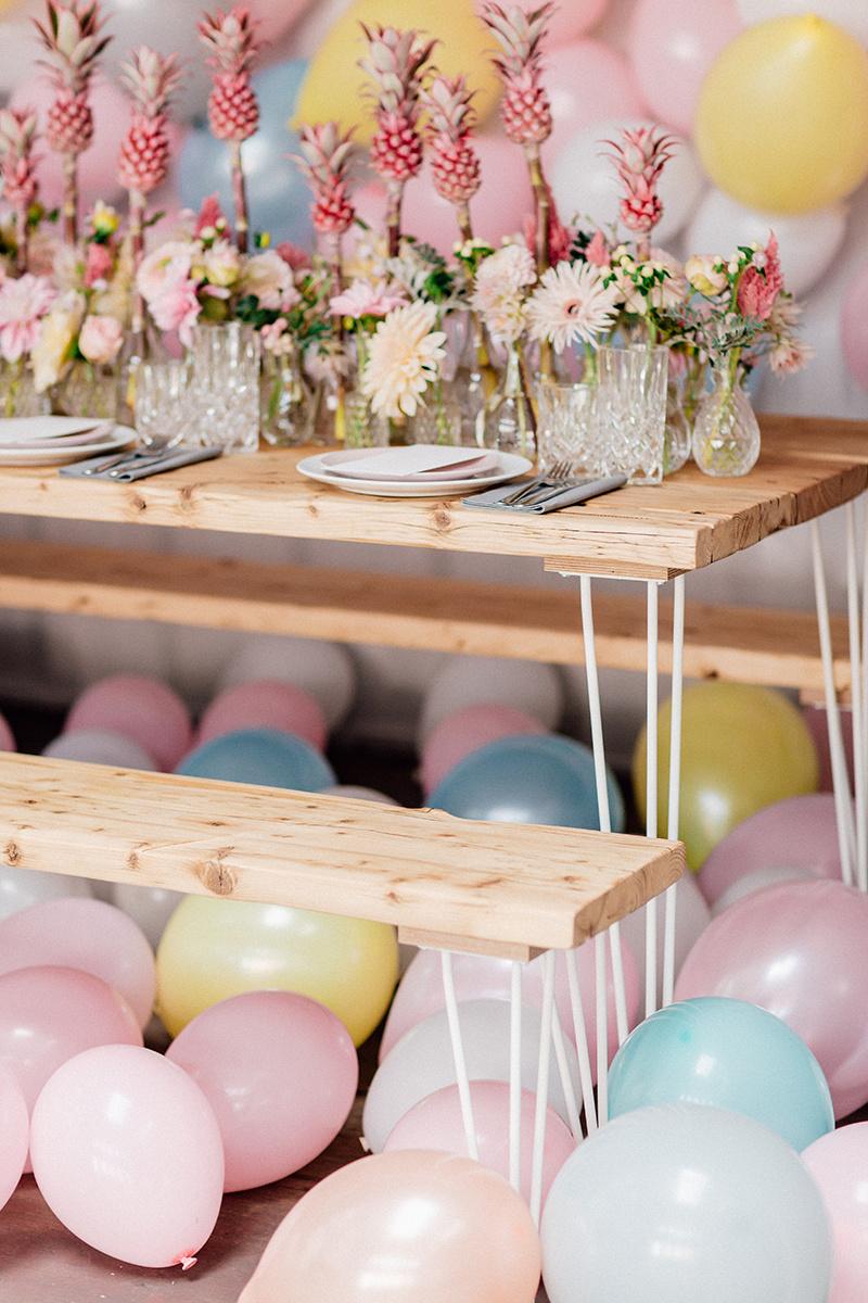 Moebelverleih Hochzeit NimmPlatz Tische leihen