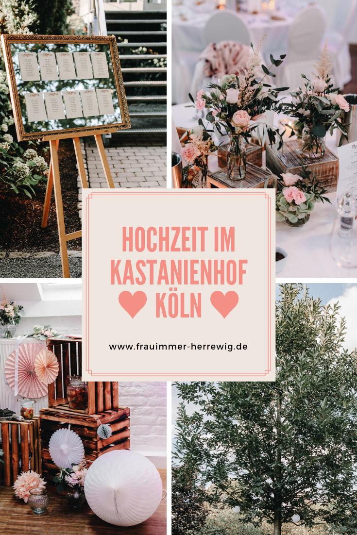 Hochzeit Kastanienhof Koeln