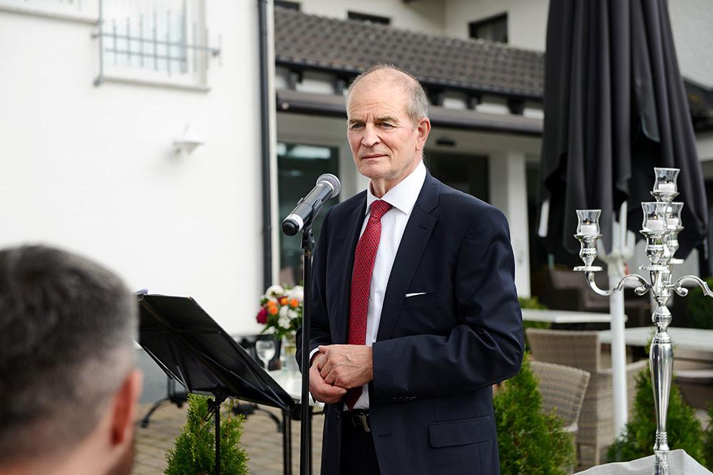 Freier Redner Theologe Hans Juergen Haase