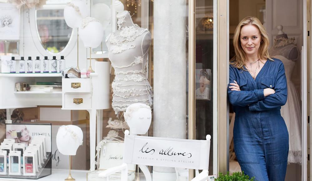 Les allures makeup styling Hochzeitsstyling Koeln NRW