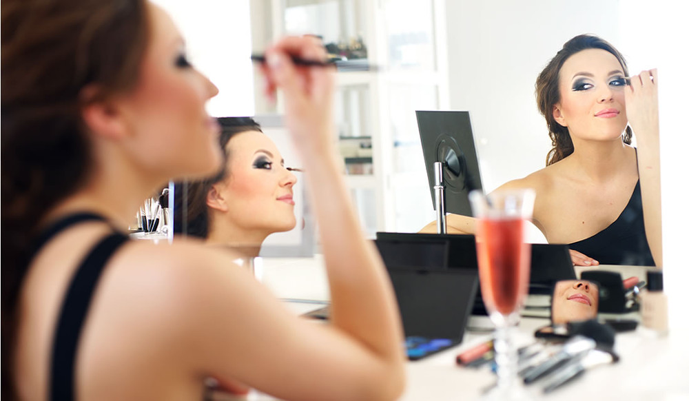 Les allures makeup styling Hochzeitsstyling Workshop Beauty Styling Koeln