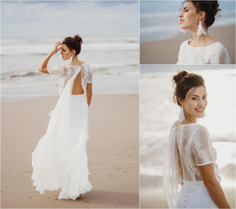 Brautkleider 12: Die neue Kollektion von Claudia Heller - Frau