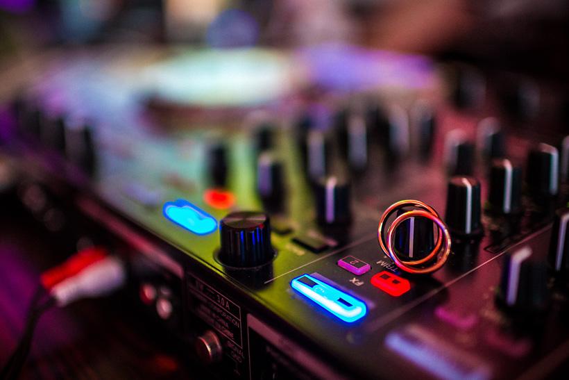 Audio Technik Hochzeits DJ Markus Rosenbaum