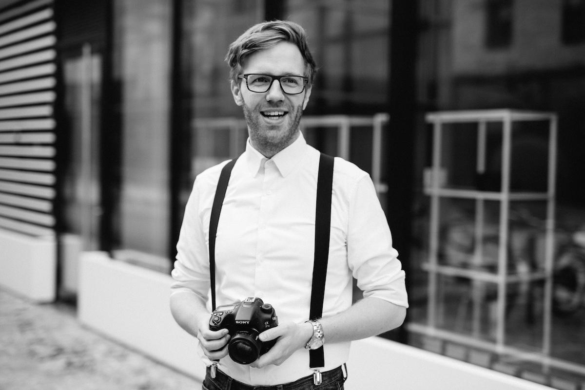 Videograf Christopher Kuhrt Frau Skroblies und Freunde