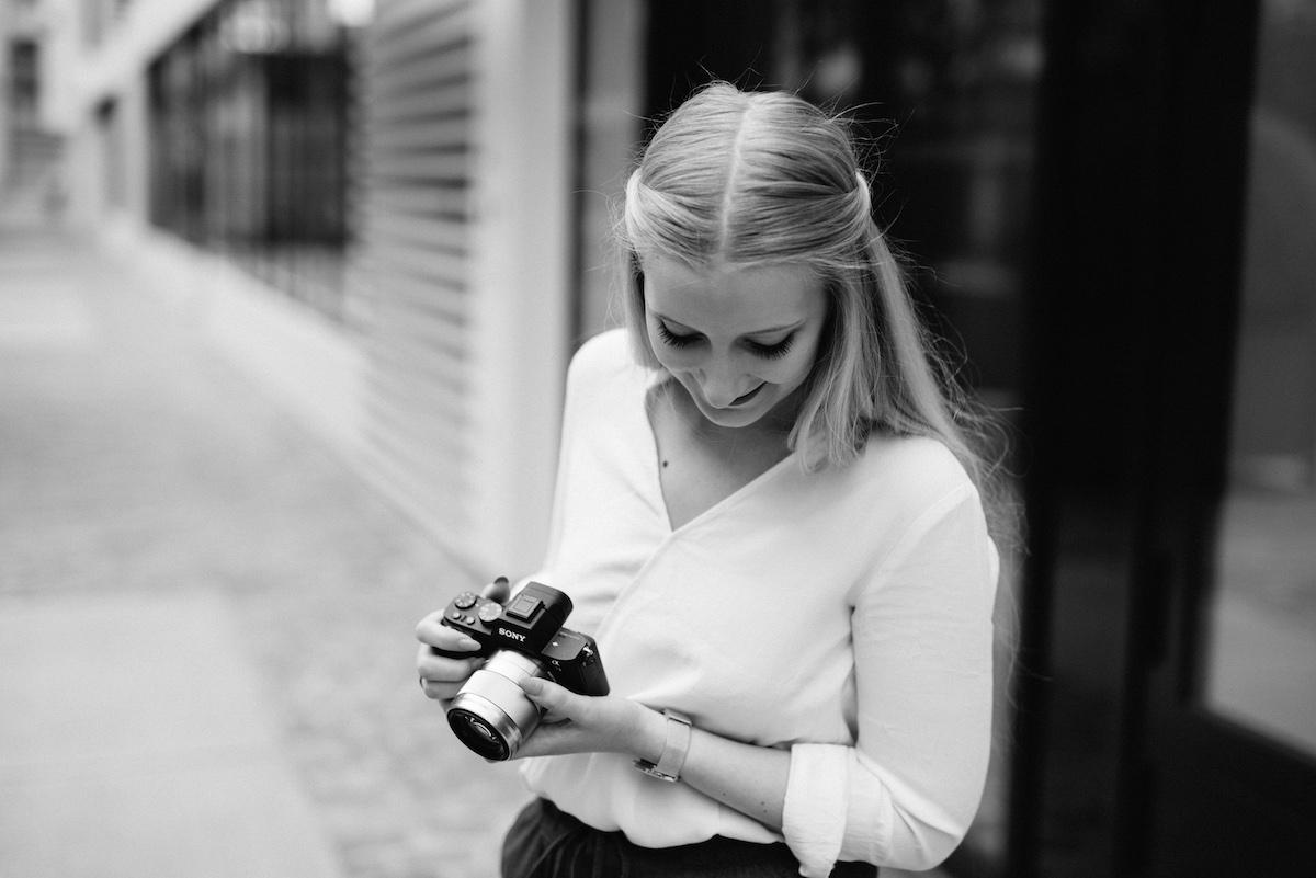 Videografin Sarah Thorenz Frau Skroblies und Freunde