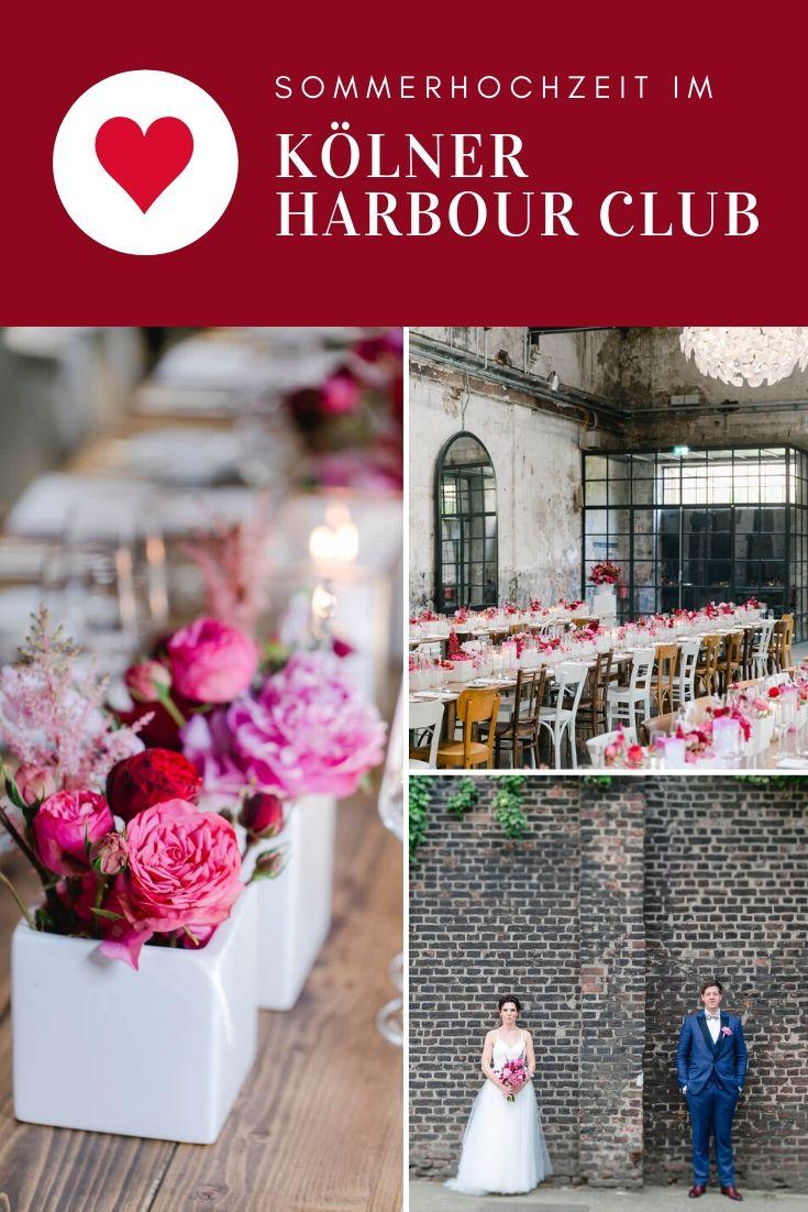 Hochzeit harbour club koeln
