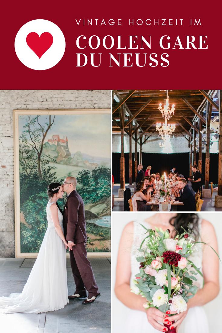 Hochzeit Gare du Neuss