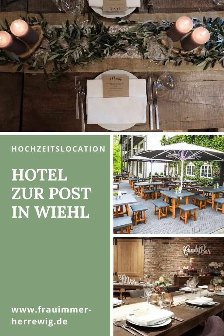 Hotel zur post hochzeitslocation 02 – gesehen bei frauimmer-herrewig.de