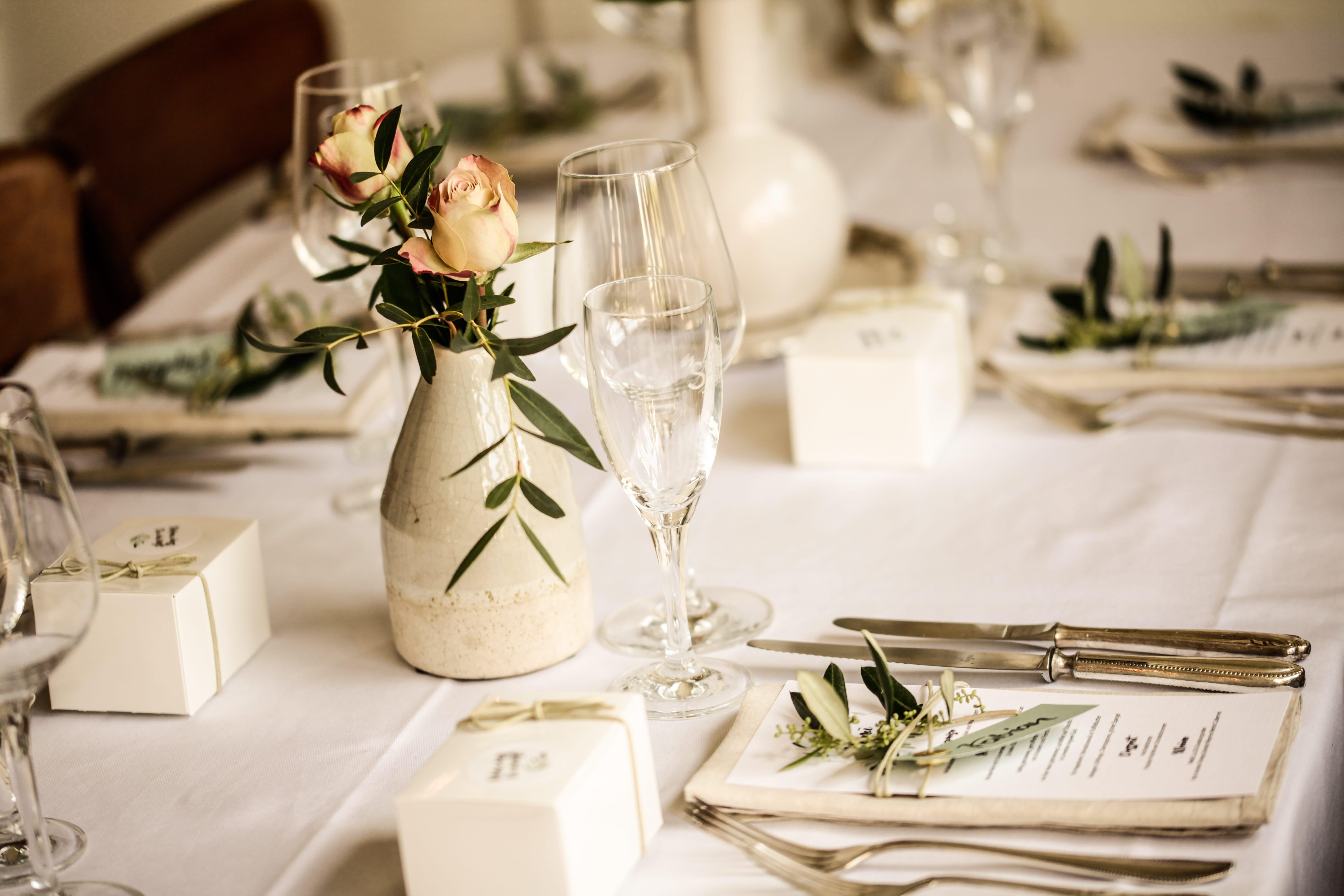 Liebelei Dekoration Hochzeit 01