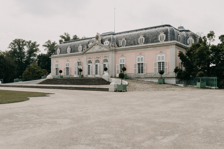Schloss Eller Landeshauptstadt Dusseldorf