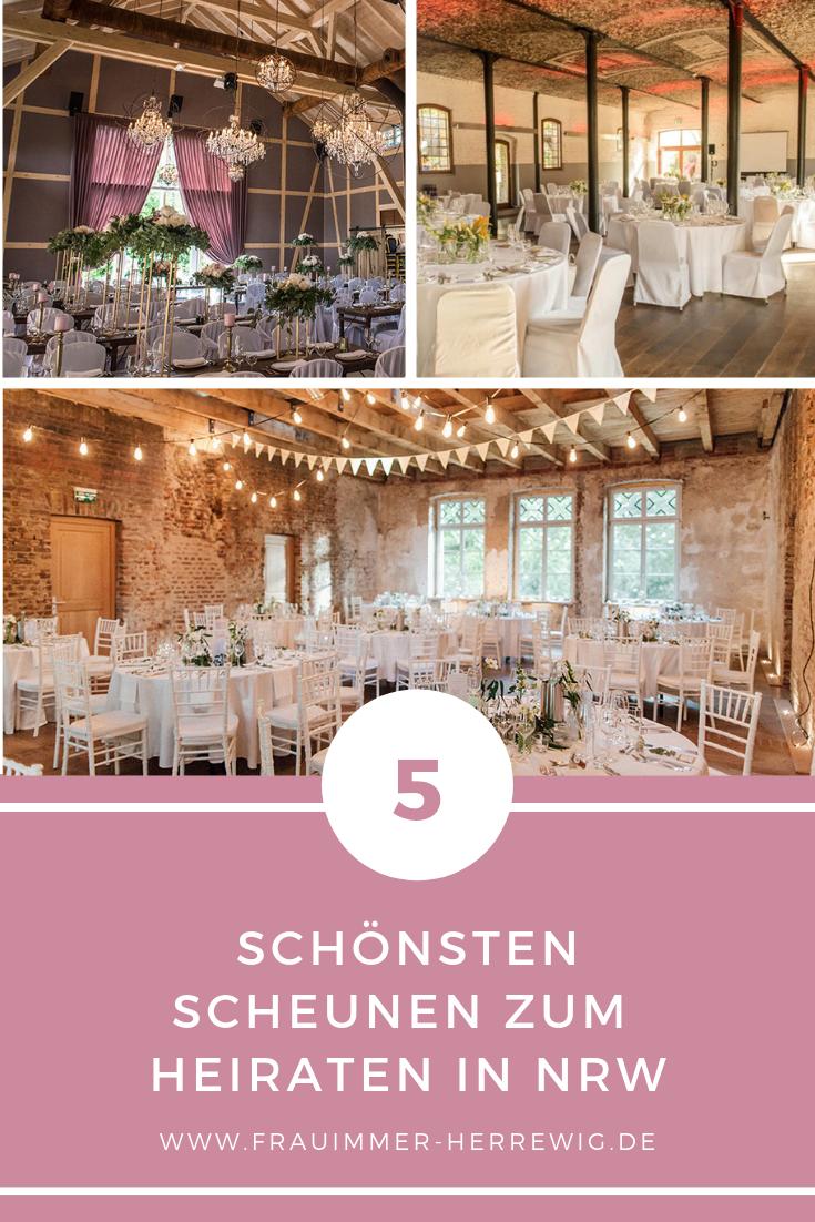 Hochzeitslocation NRW Scheune – gesehen bei frauimmer-herrewig.de