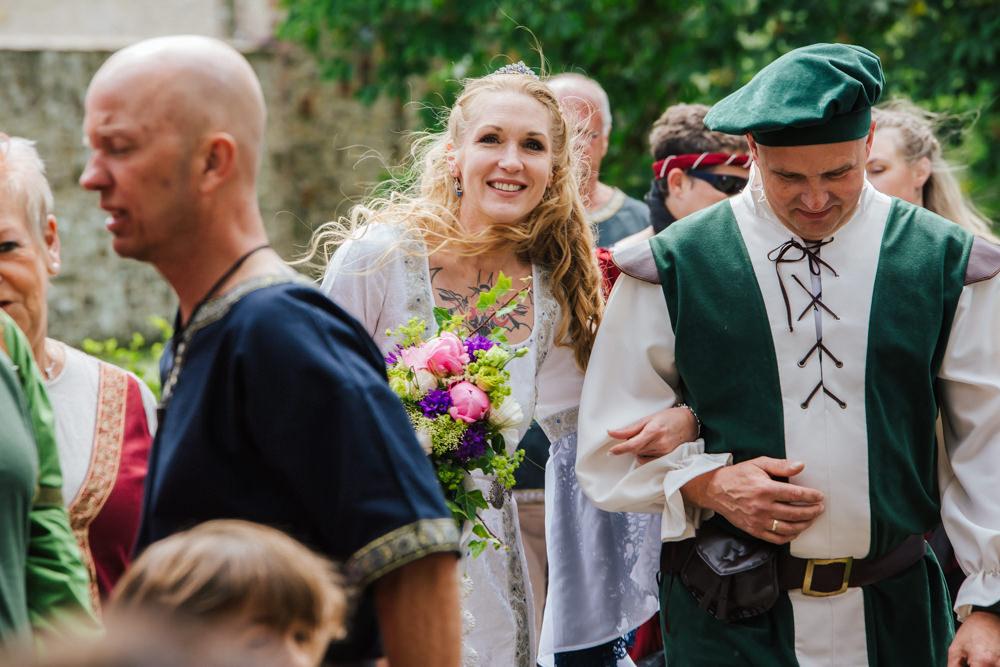 Die Schnappschuetzen Hochzeit Mittelalter 03