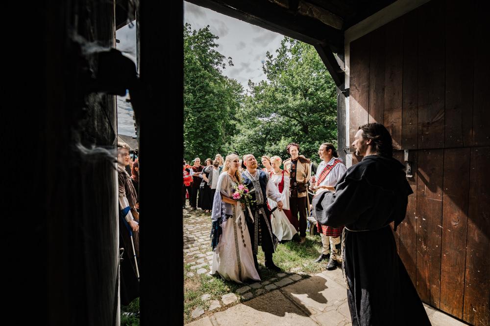 Die Schnappschuetzen Hochzeit Mittelalter 04
