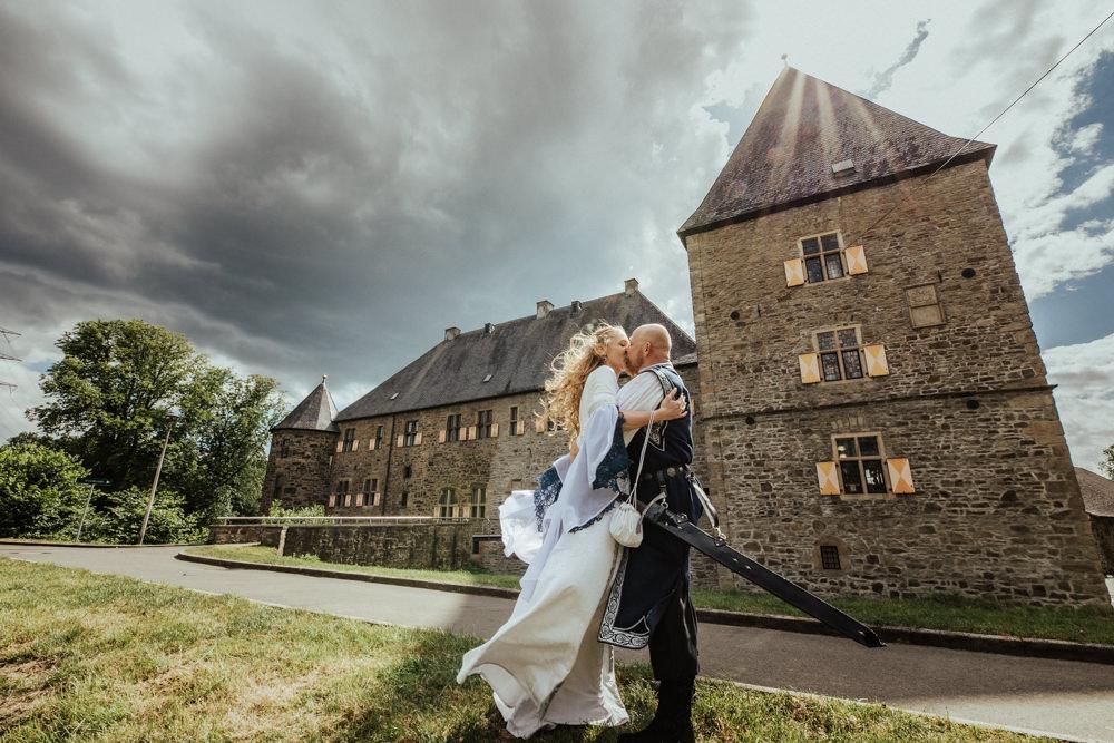 Die Schnappschuetzen Hochzeit Mittelalter 12