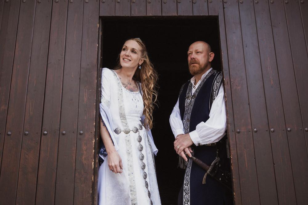 Die Schnappschuetzen Hochzeit Mittelalter 14
