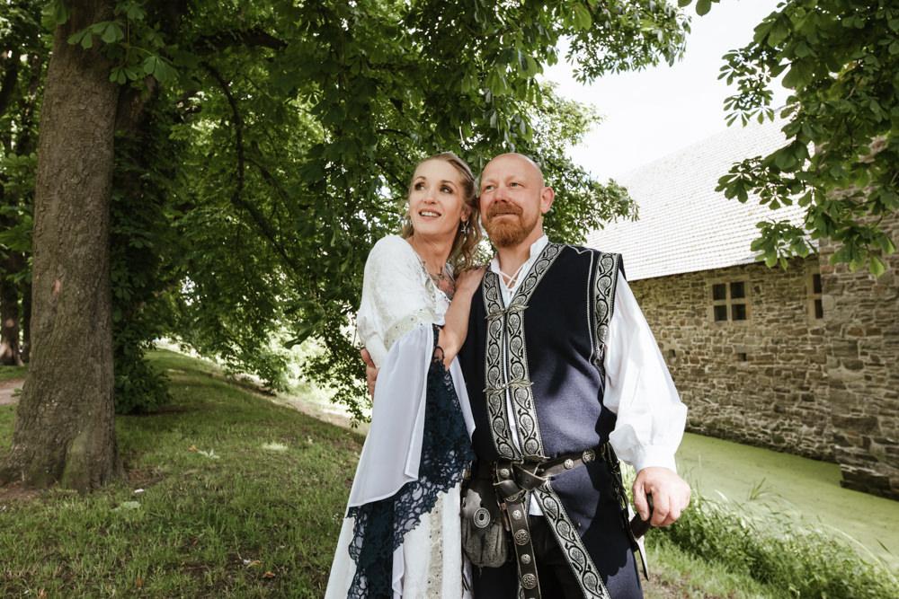 Die Schnappschuetzen Hochzeit Mittelalter 15