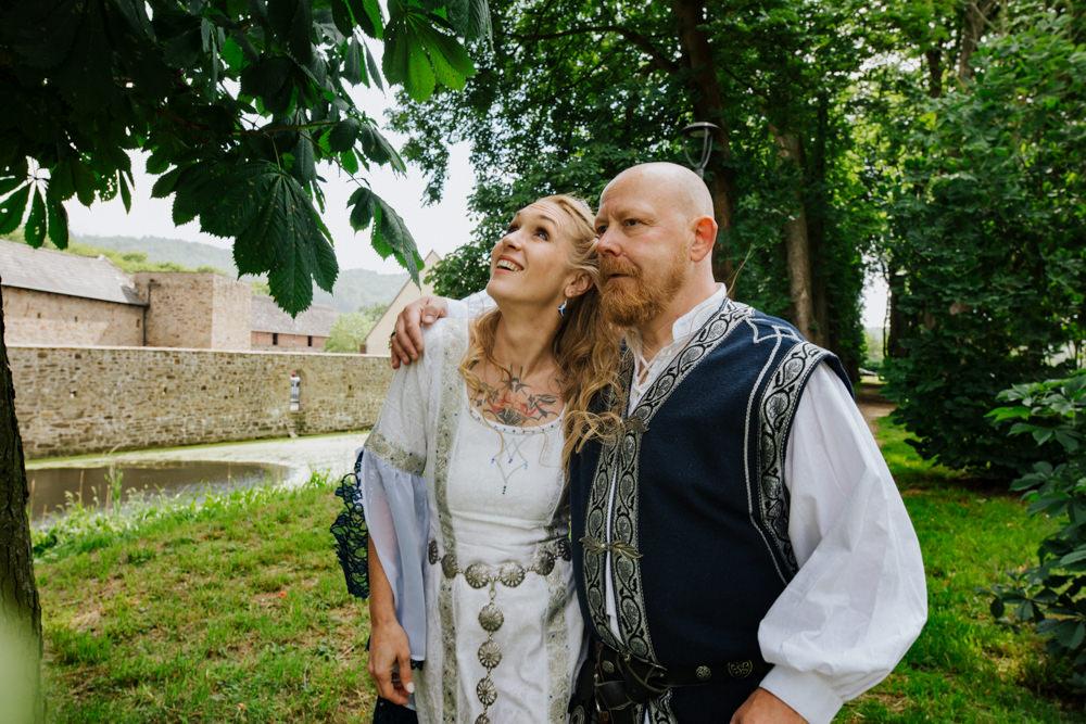 Die Schnappschuetzen Hochzeit Mittelalter 20