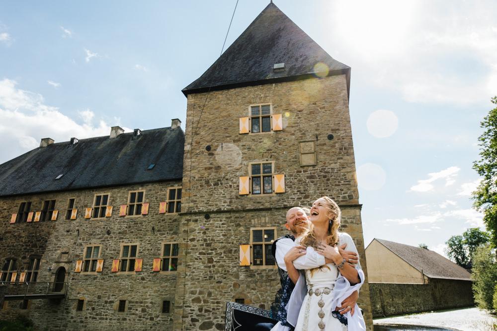 Die Schnappschuetzen Hochzeit Mittelalter 21