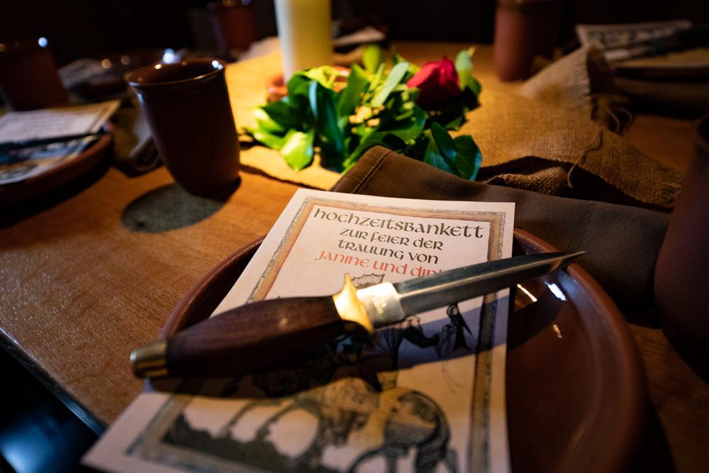 Die Schnappschuetzen Hochzeit Mittelalter 29