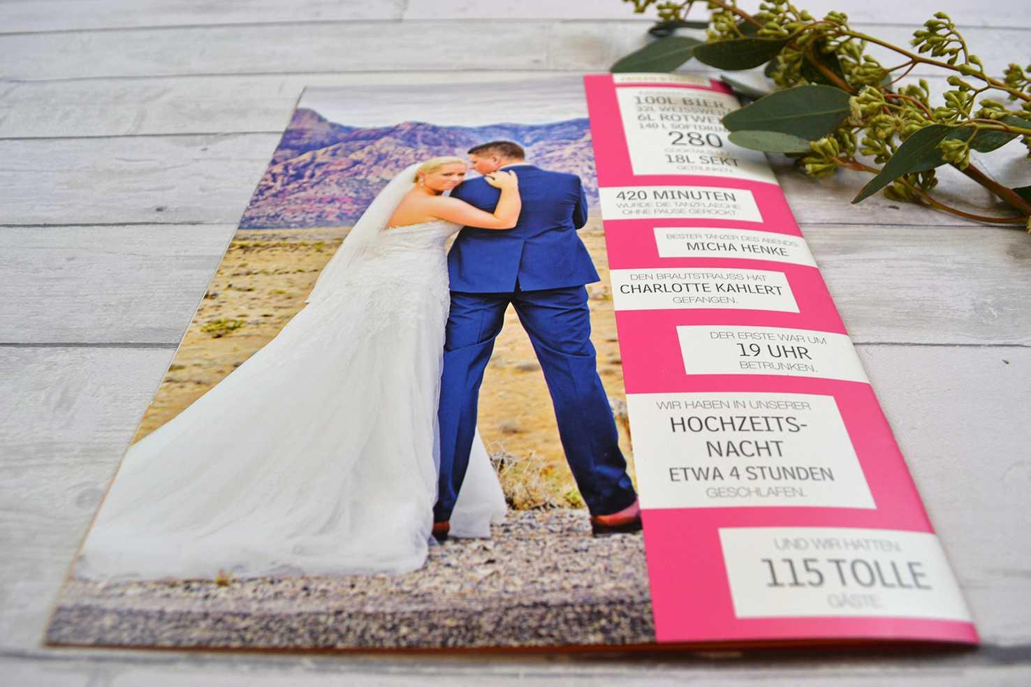 Hochzeitspapeterie liebelein will Danksagungen Magazin 07 – gesehen bei frauimmer-herrewig.de