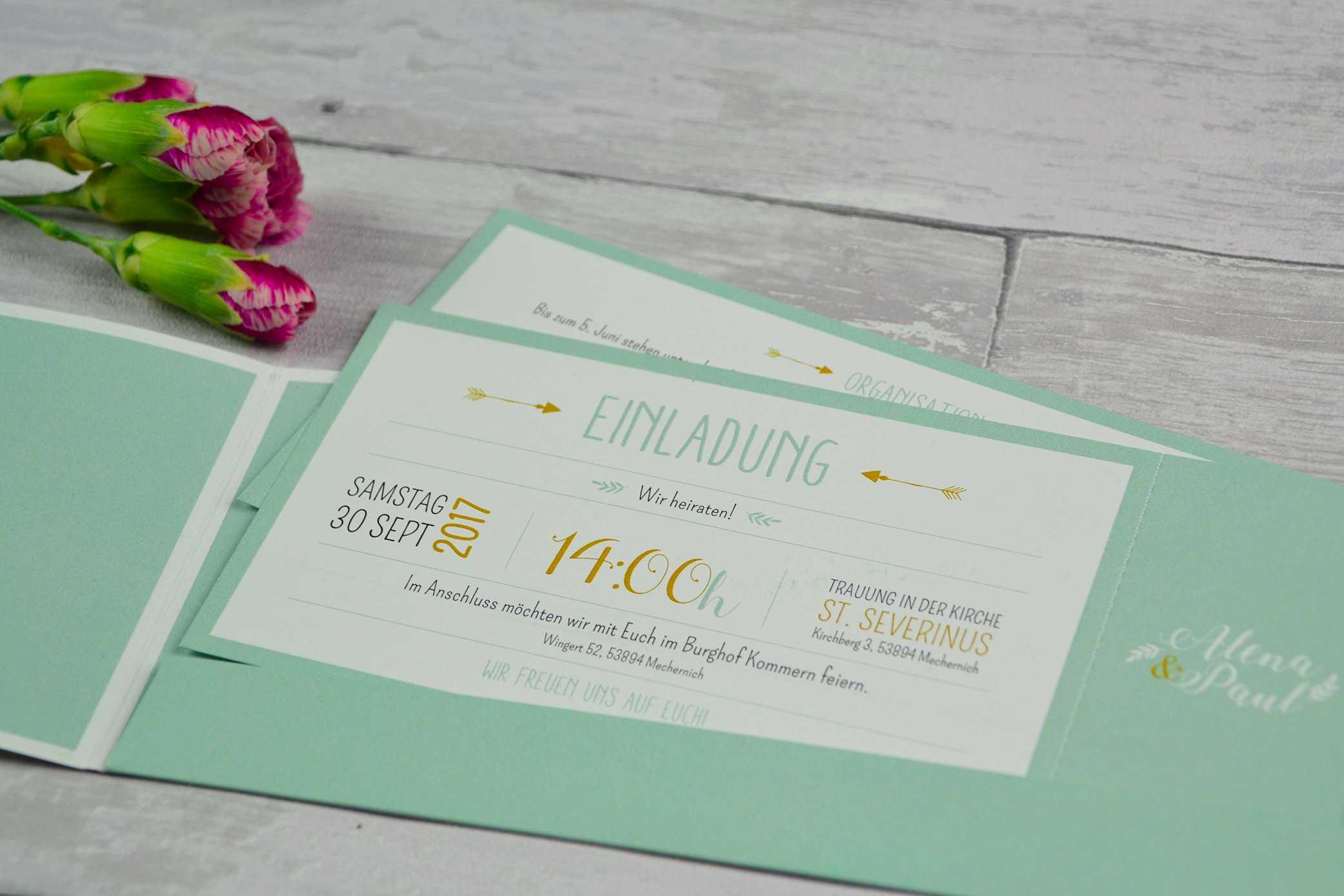 Hochzeitspapeterie liebelein will Hochzeitseinladung 02 – gesehen bei frauimmer-herrewig.de