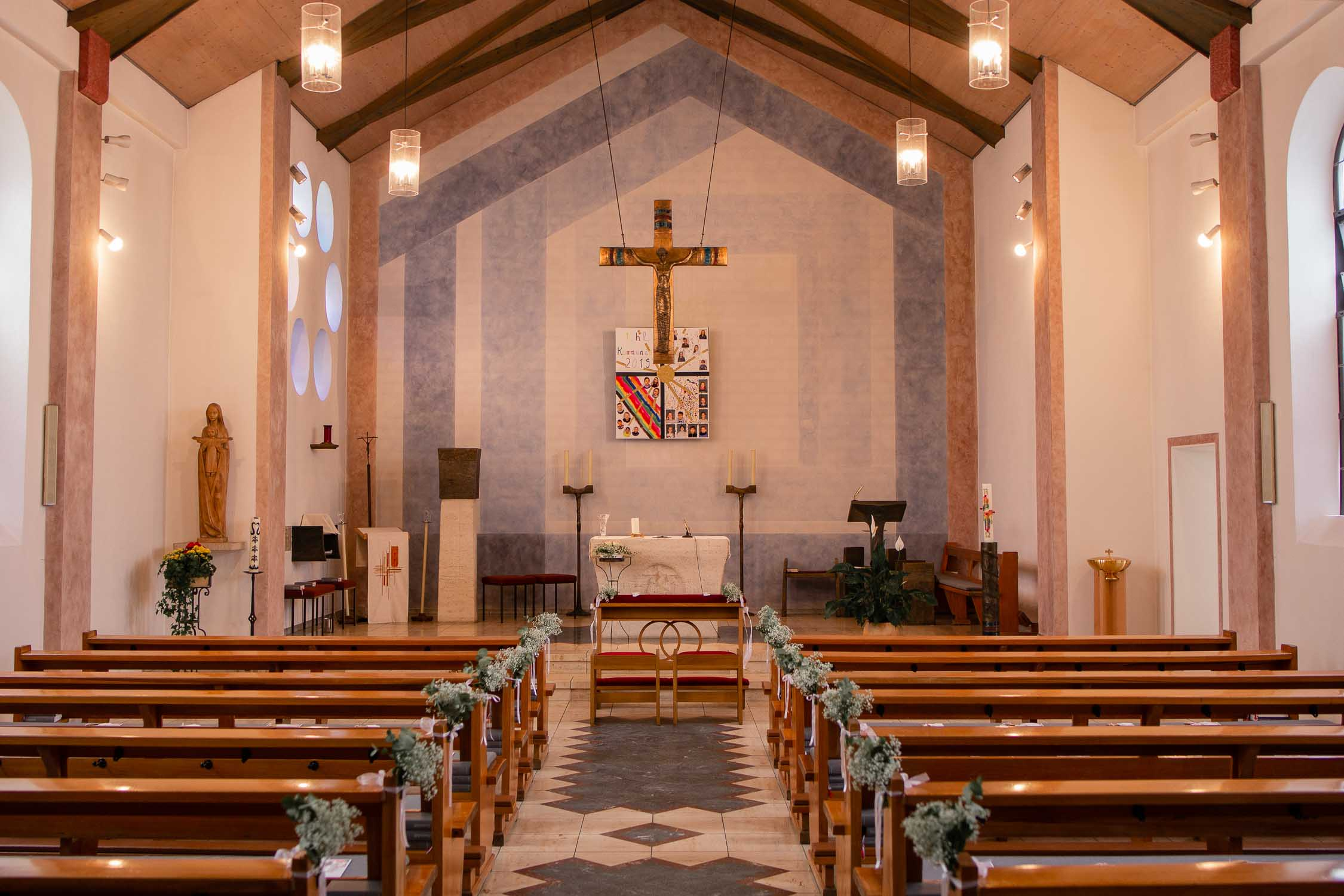 Kirchliche Trauung Rheinbach – gesehen bei frauimmer-herrewig.de