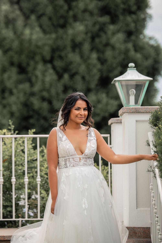 Brautkleid weiß – gesehen bei frauimmer-herrewig.de