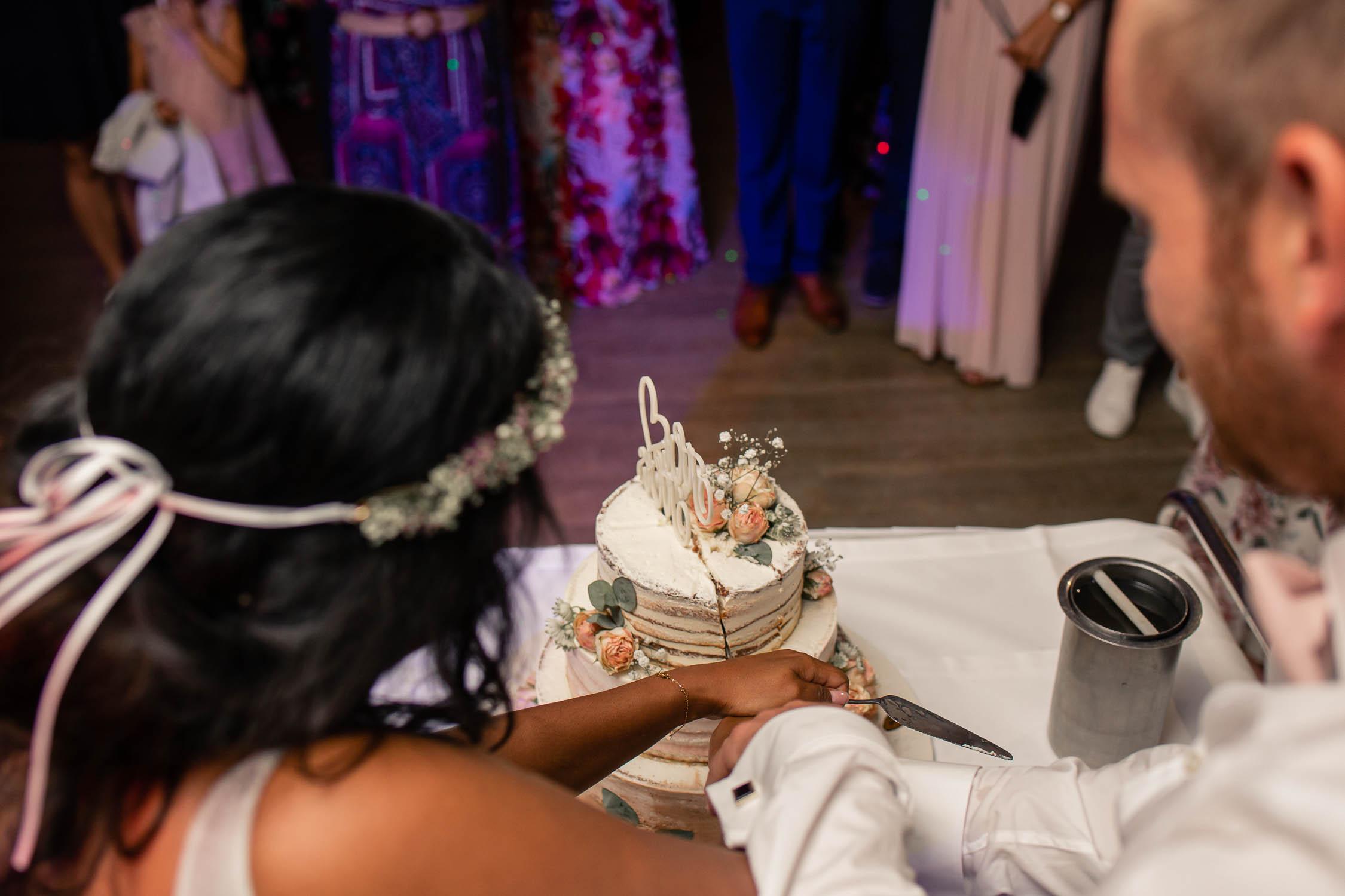 Hochzeitstorte – gesehen bei frauimmer-herrewig.de