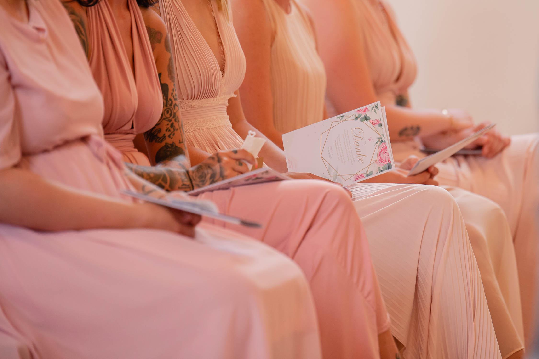 Brautjungfern – gesehen bei frauimmer-herrewig.de