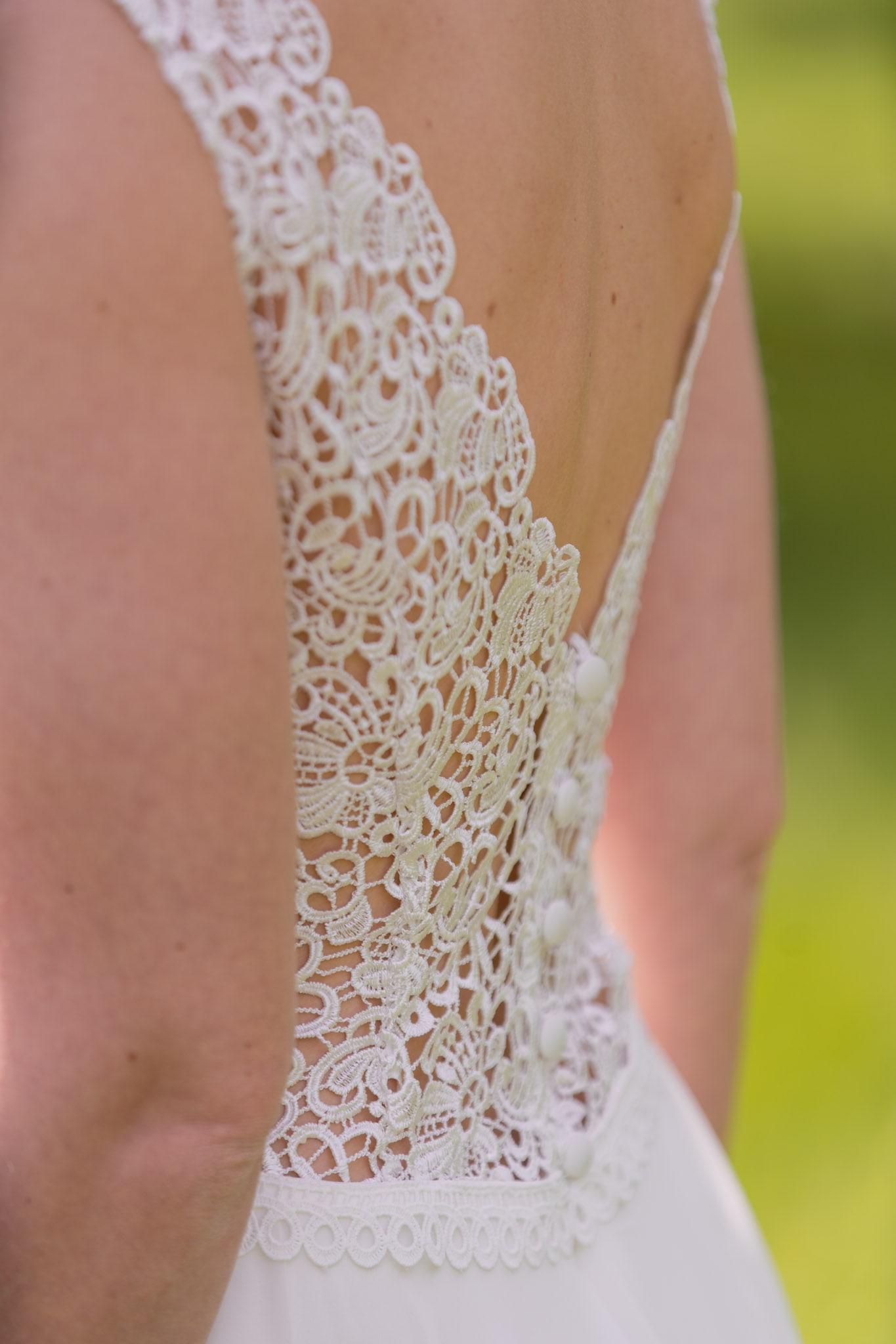 Claudia Heller Modedesign kurzes Brautkleid April 7 min – gesehen bei frauimmer-herrewig.de