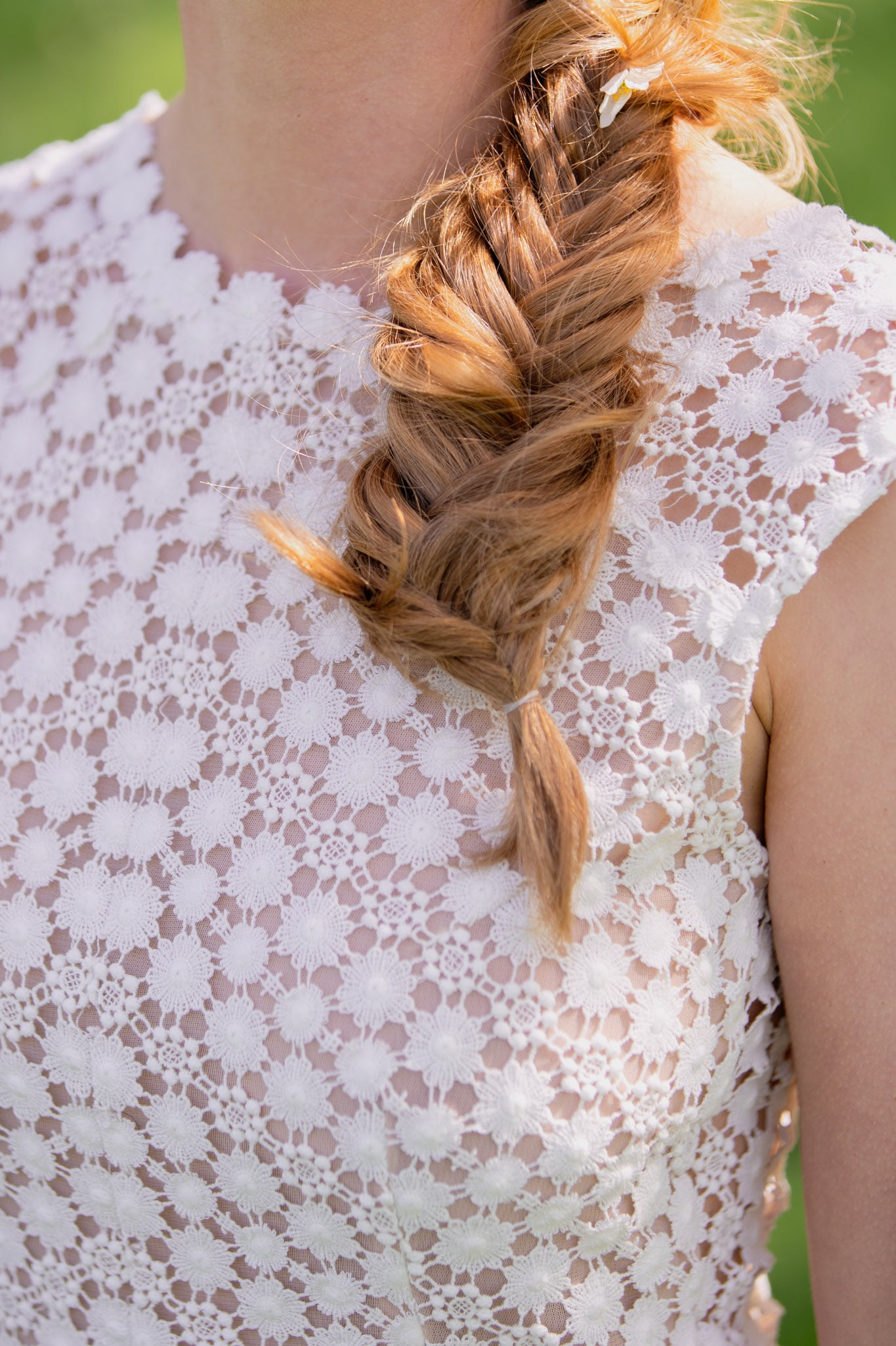 Claudia Heller Modedesign kurzes Brautkleid Daisy 7 min – gesehen bei frauimmer-herrewig.de