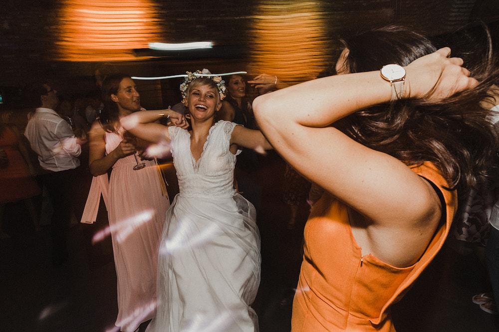 Hochzeitsparty – gesehen bei frauimmer-herrewig.de
