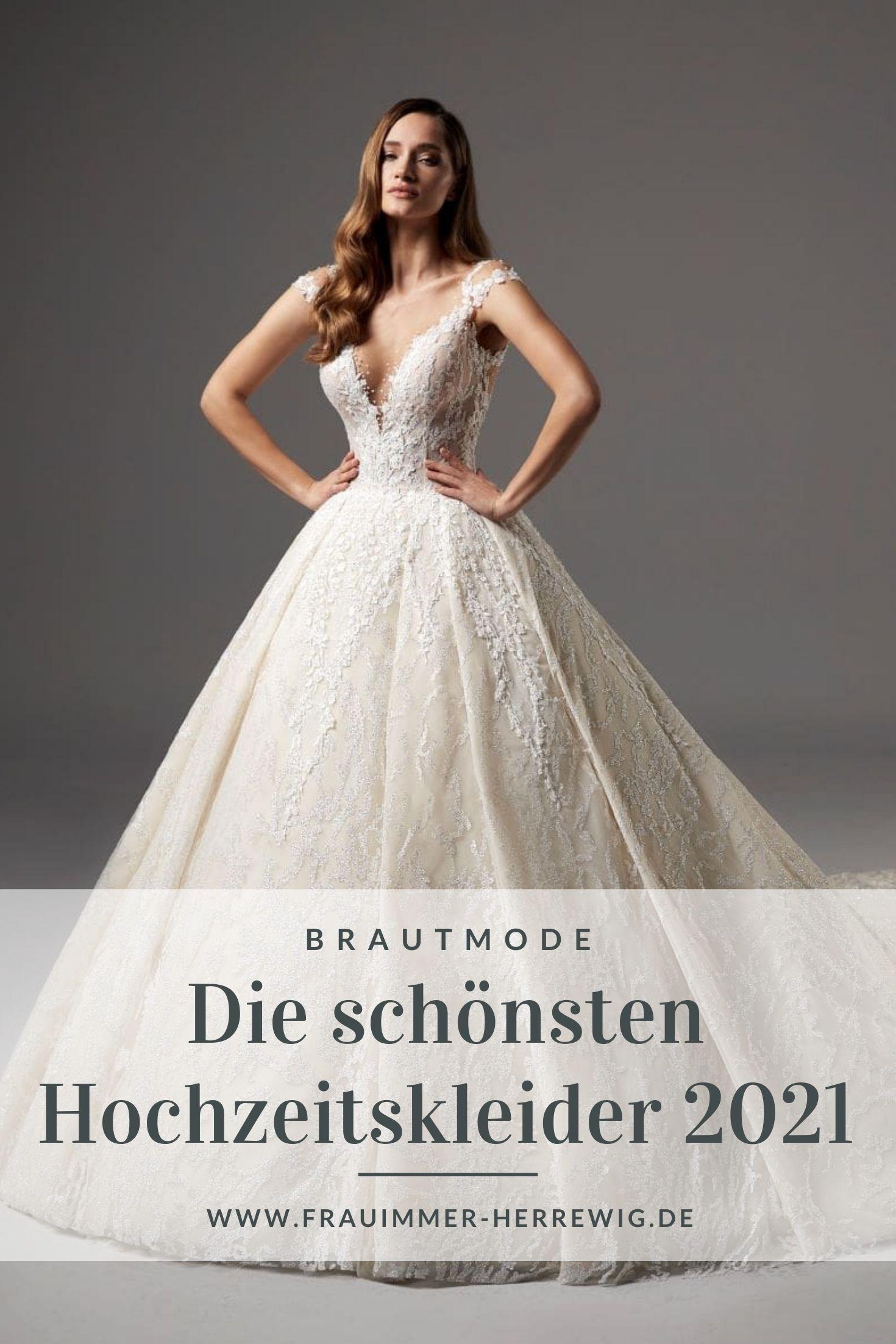 Hochzeitskleider 2021 – gesehen bei frauimmer-herrewig.de